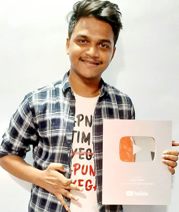 Suraj Kumar (YouTuber) Age,Wiki, Family,Career,Girlfriend,Biography, Physical stats and more