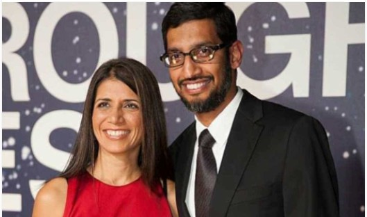 Anjali Pichai, Age,Wiki, Husband, Family, Career, Biography,Physical stats, Social Medias, Photos, Profession, Job and more